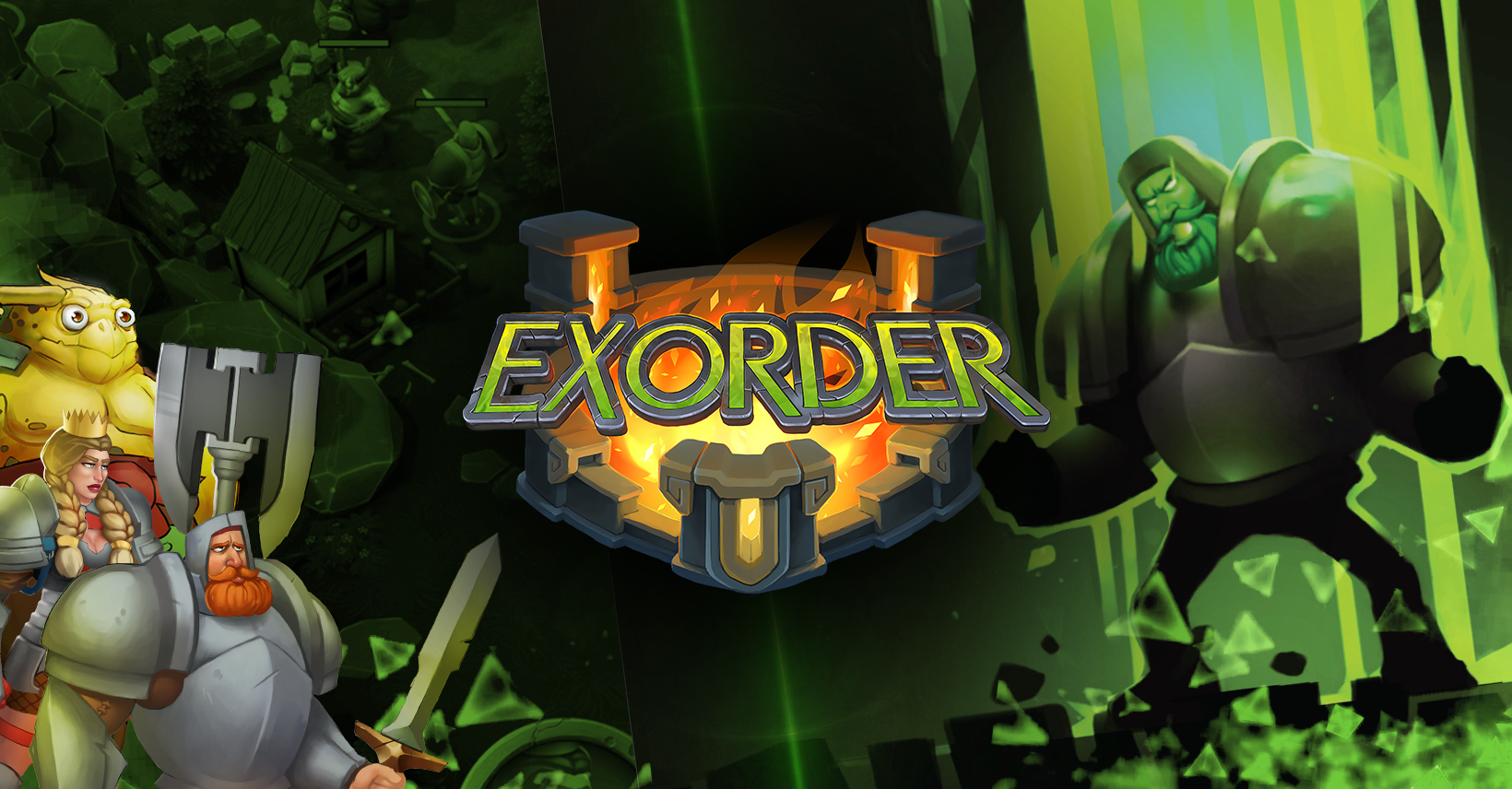 Exorder: Attention! Open beta starts today! news - Mod DB