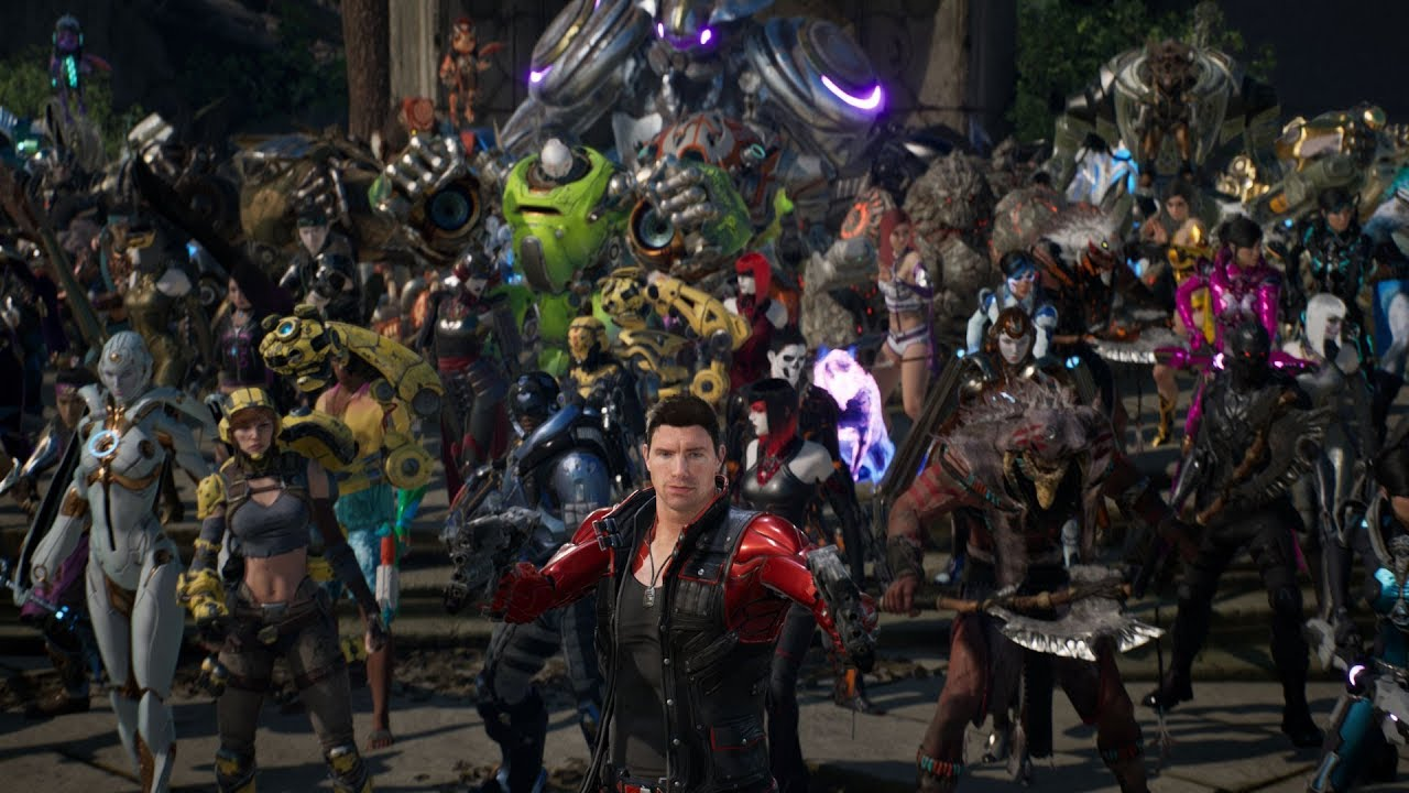 Epic Games Releases $12 Million Worth of Paragon Assets ...