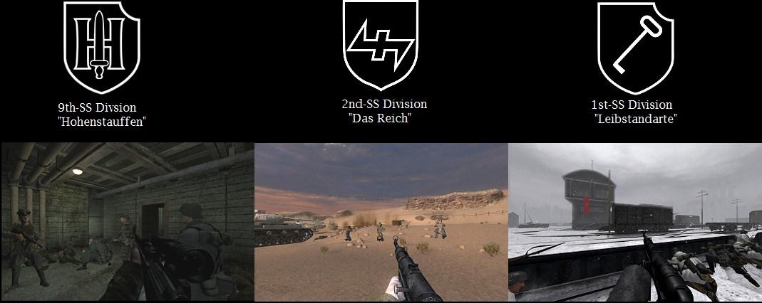 Waffen-SS mod 1 0 Released! news - Mod DB