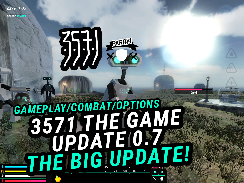 "3571 THE GAME v.0.7 - The ""BIG"" Update news - Mod DB"