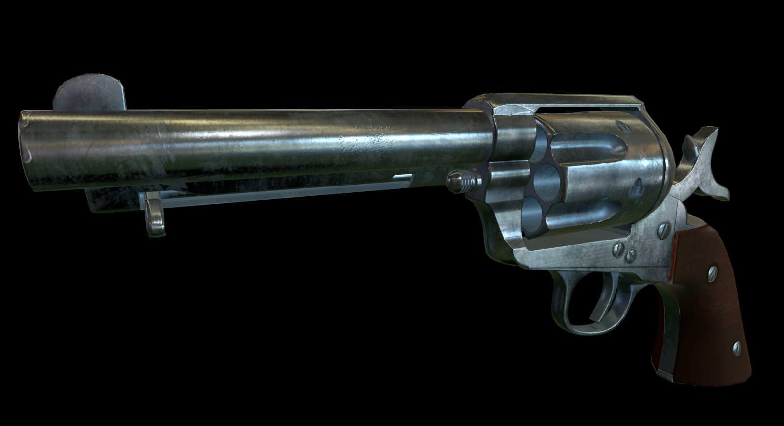 The new Colt SAA