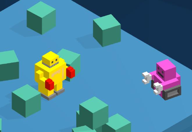 Boxer bot