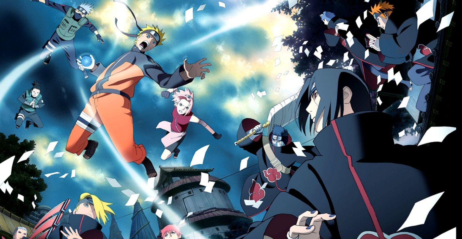 download game ntsd ii naruto shippuden little fighter 2