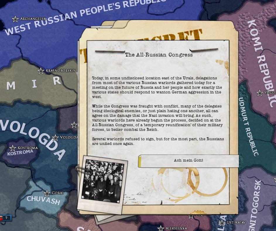 Dev Diary VIII: Götterdämmerung - Part II (Göring) news - Mod DB