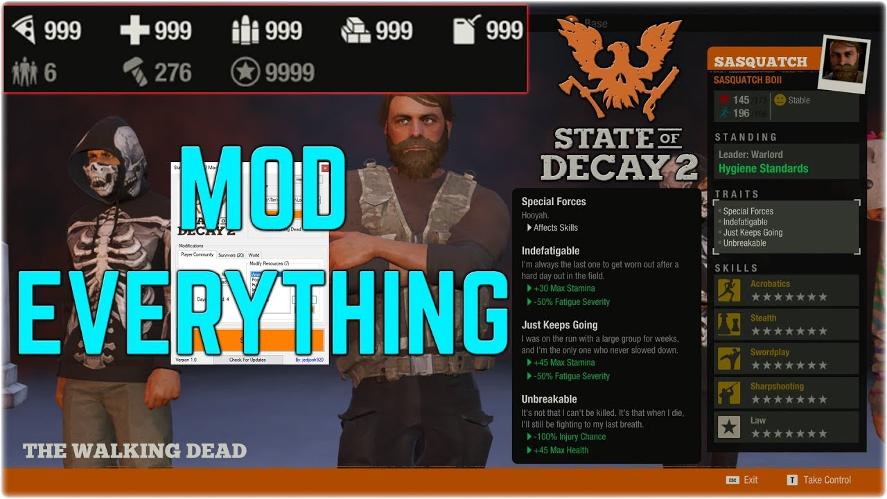 State of Decay 2 Mods news - Mod DB