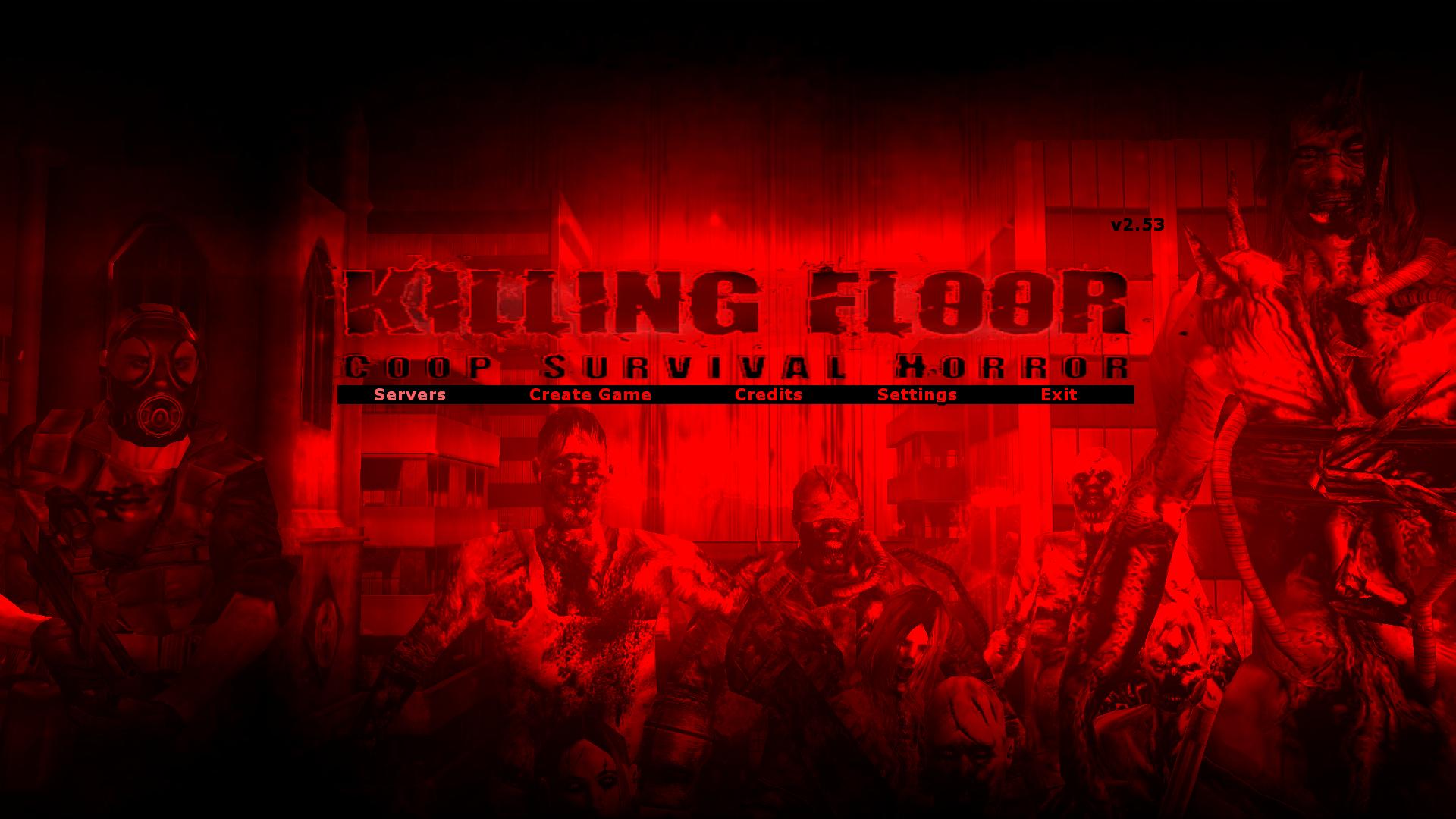 Killing Floor Mod Version 2 53 Released News Mod Db