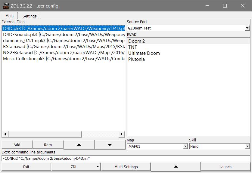 D4D v3 0 - Alpha 8 Released news - Doom 4 For Doom mod for