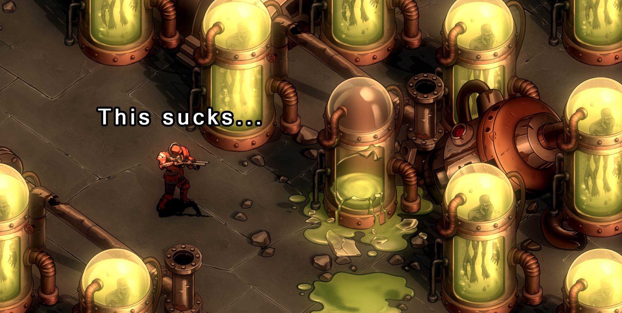 They Are Billions Update: Campaign Development I news - Indie DB