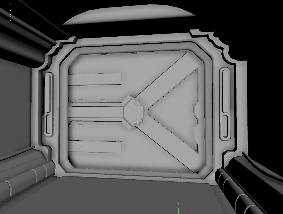 New Nav Mesh for Indie game The Subject
