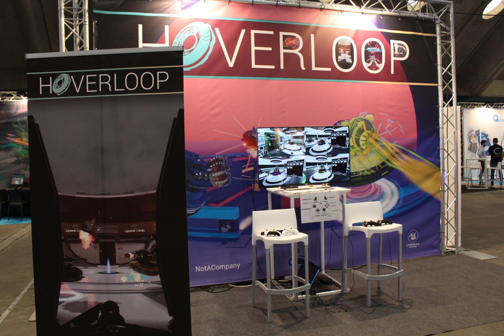 Hoverloop went GameForce! news - Mod DB