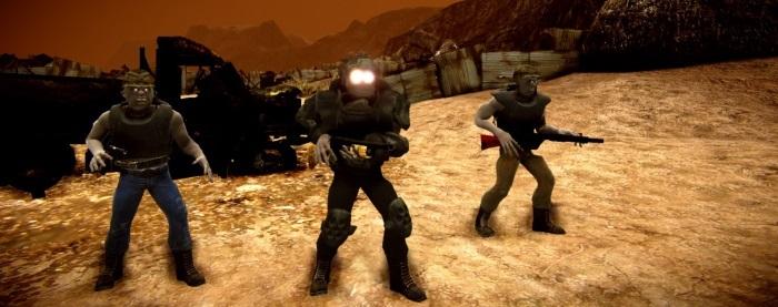 Cyborg Arena Windows game