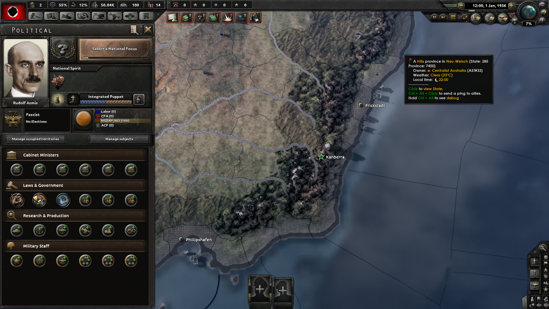 Better Realism Project II mod for Hearts of Iron IV - Mod DB
