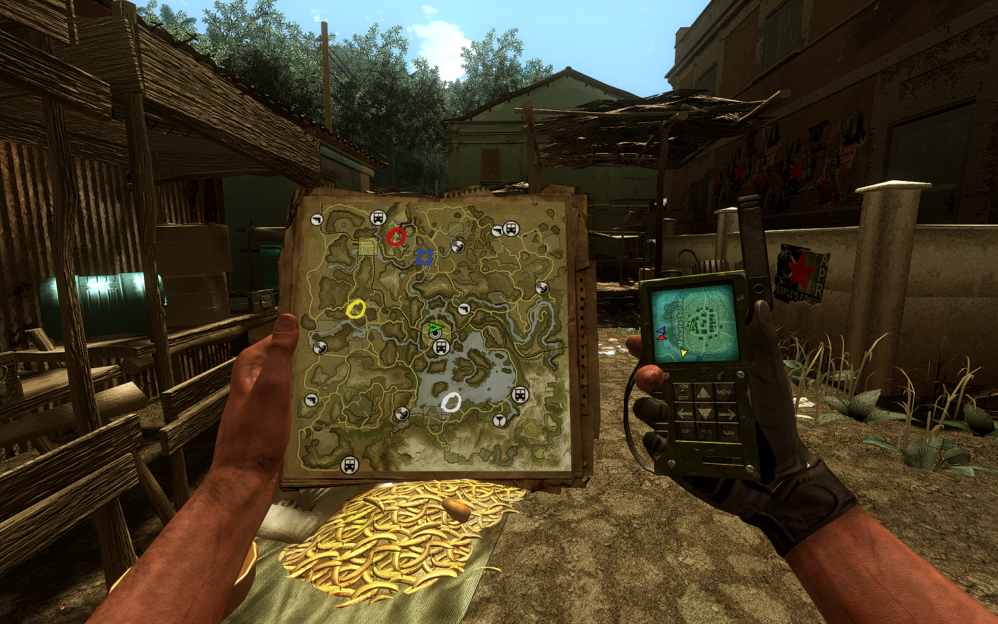 far cry 2 map icons