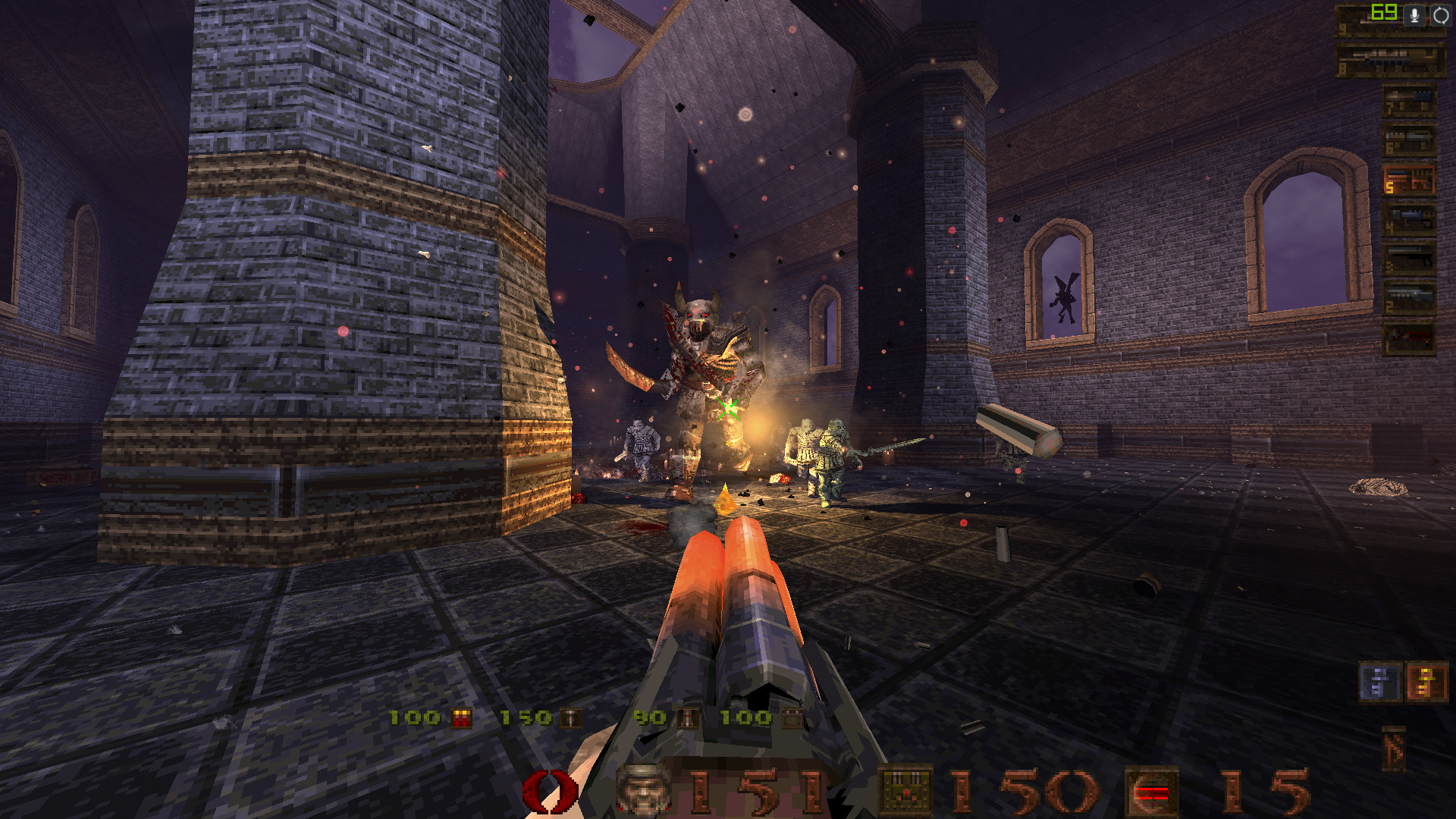 This Week In Mods: January 27 2019 feature - Quake 1 5 mod