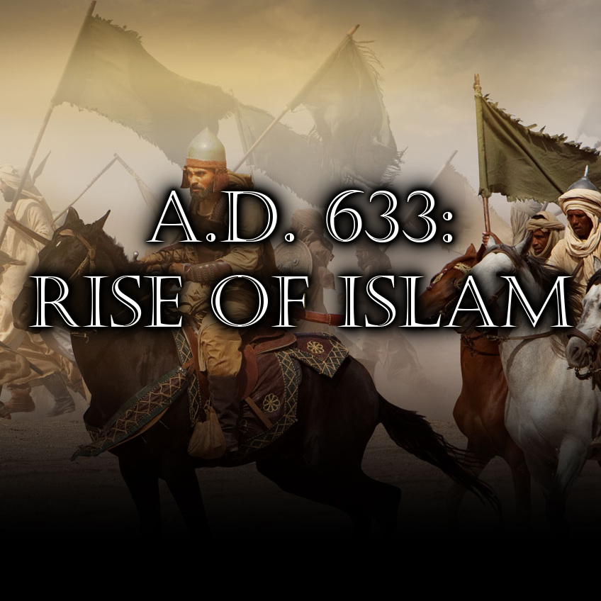 A D  633: Rise of Islam Releases v3 0 news - Mod DB