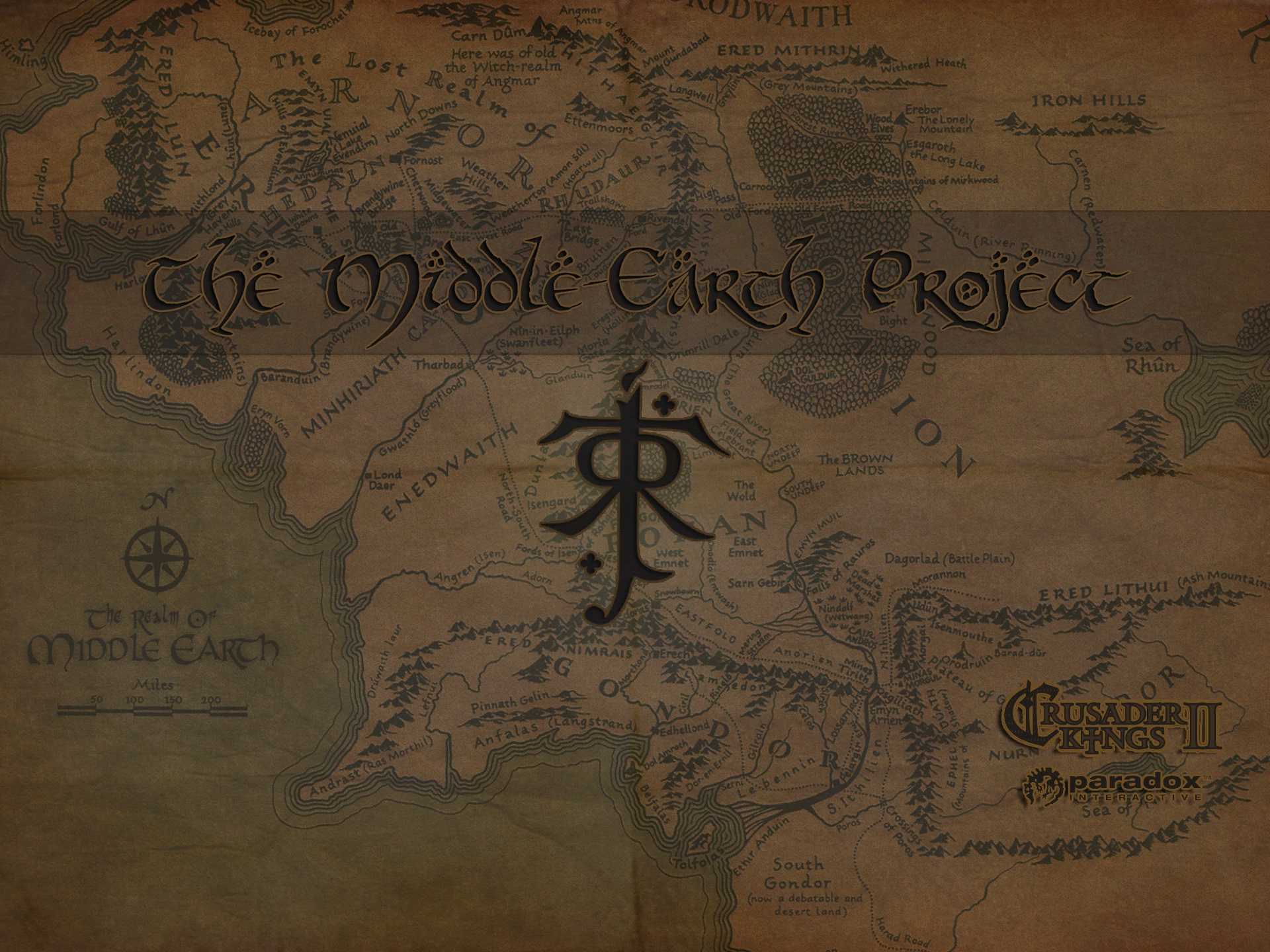 MEP Version 0 822 Released news - CK2: Middle Earth Project