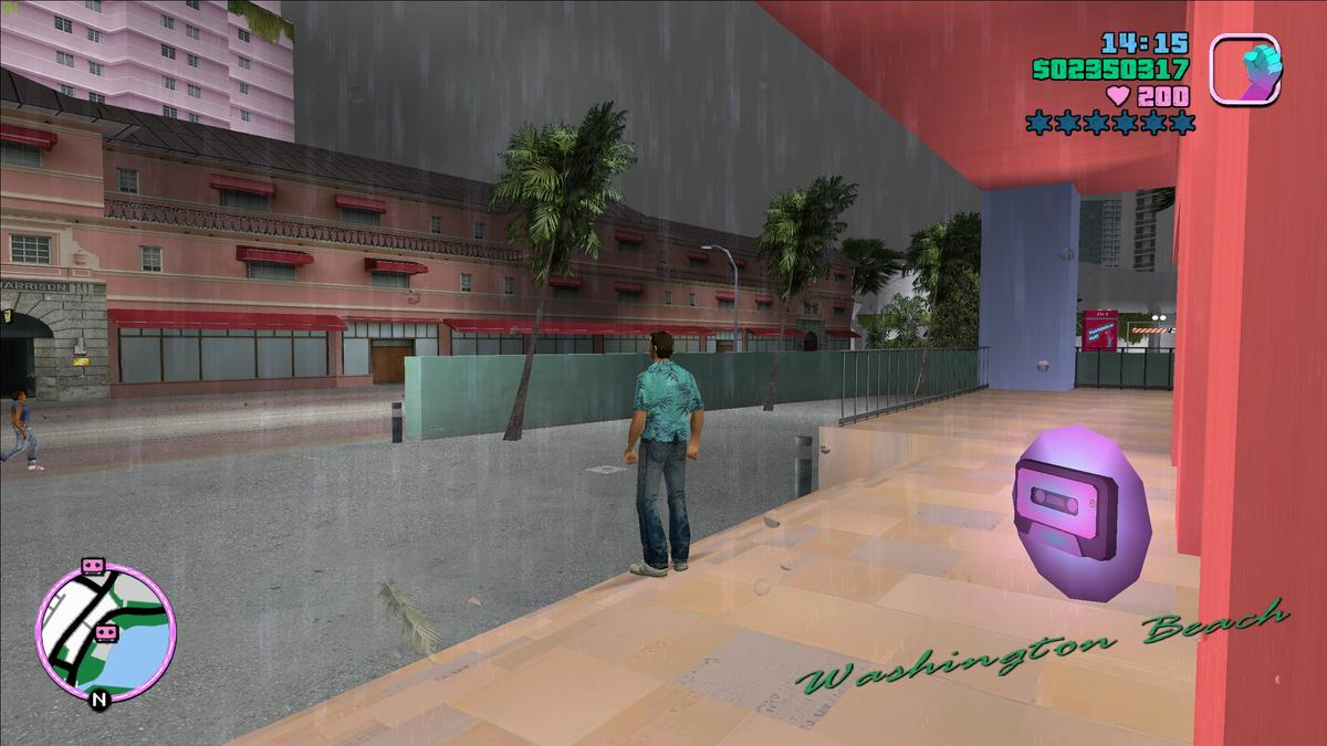 AI Enhanced Textures for Vice City mod - Mod DB