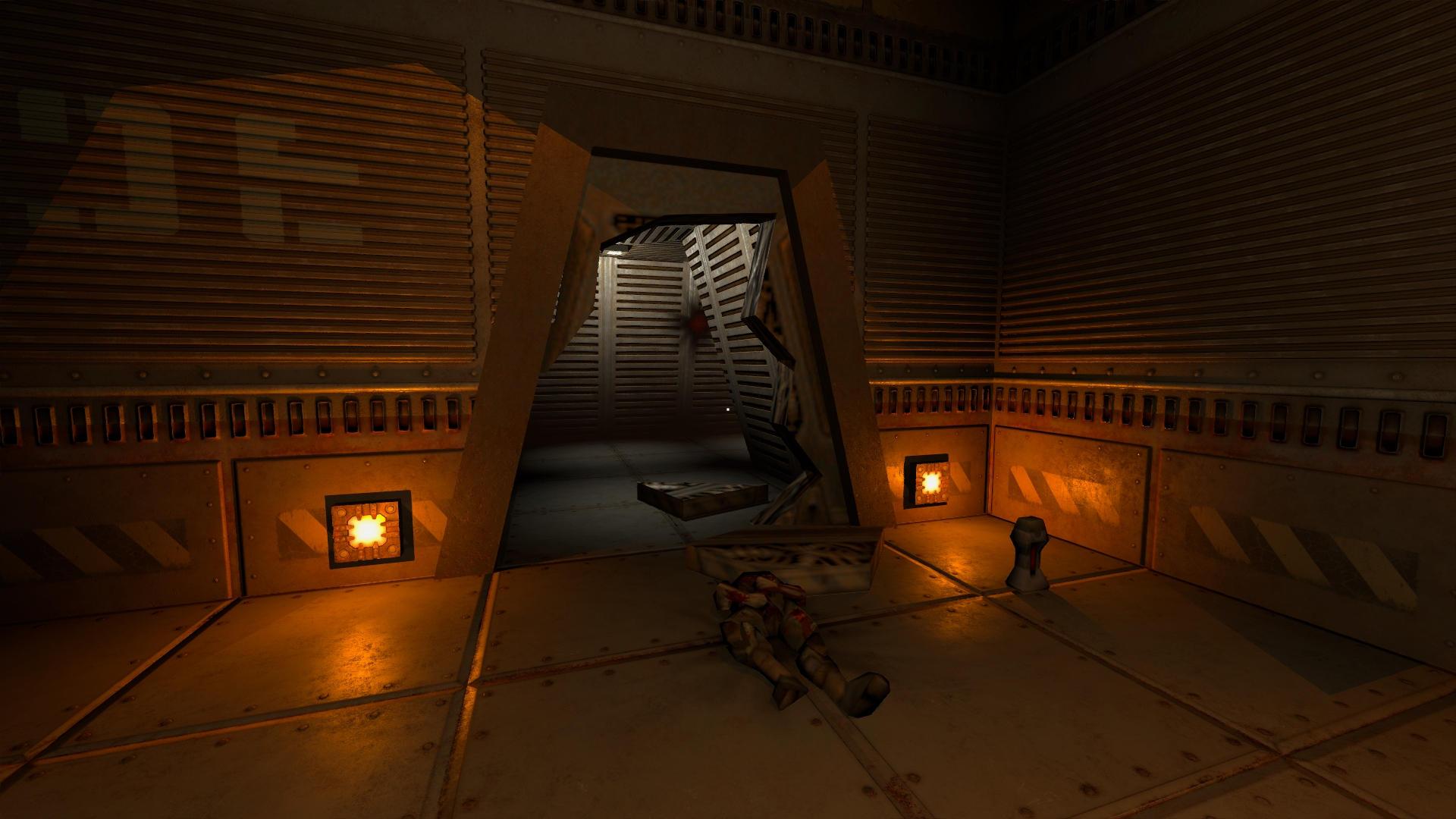 Quake 2 Retexture Project mod - Mod DB