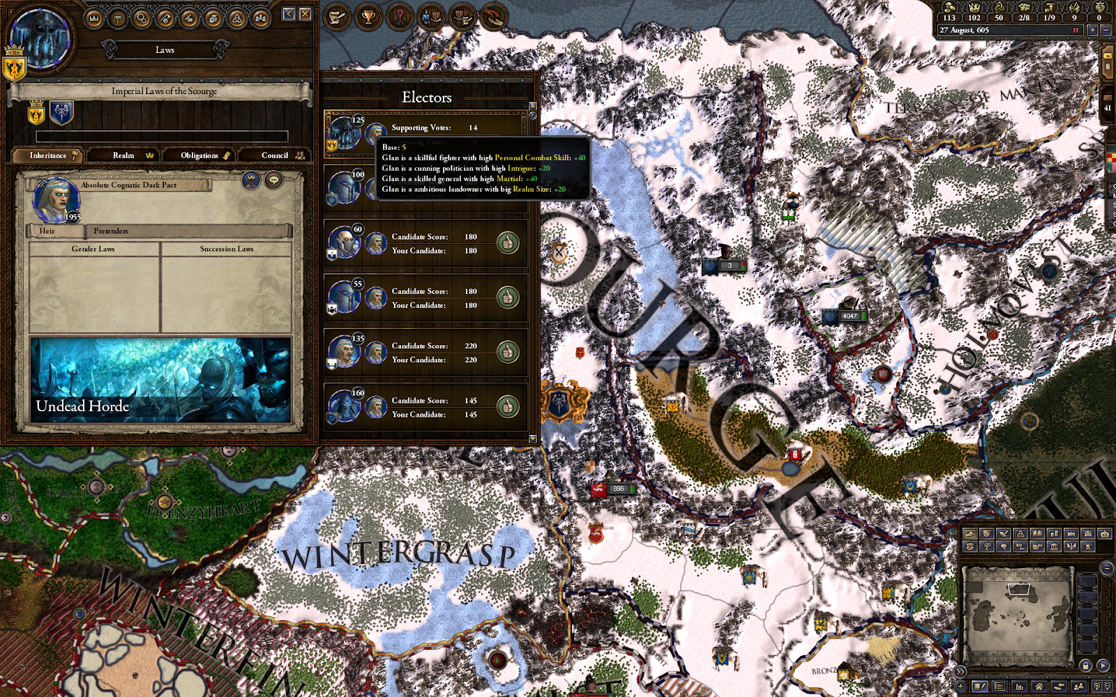 Warcraft: Guardians of Azeroth mod for Crusader Kings II - Mod DB