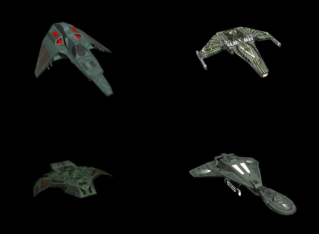 Overvie of Klingon Fighters