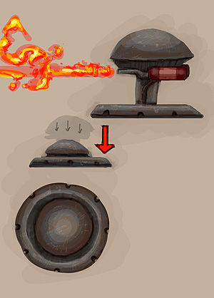 Fire Turret