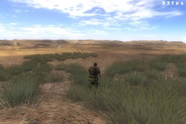Desert range 2
