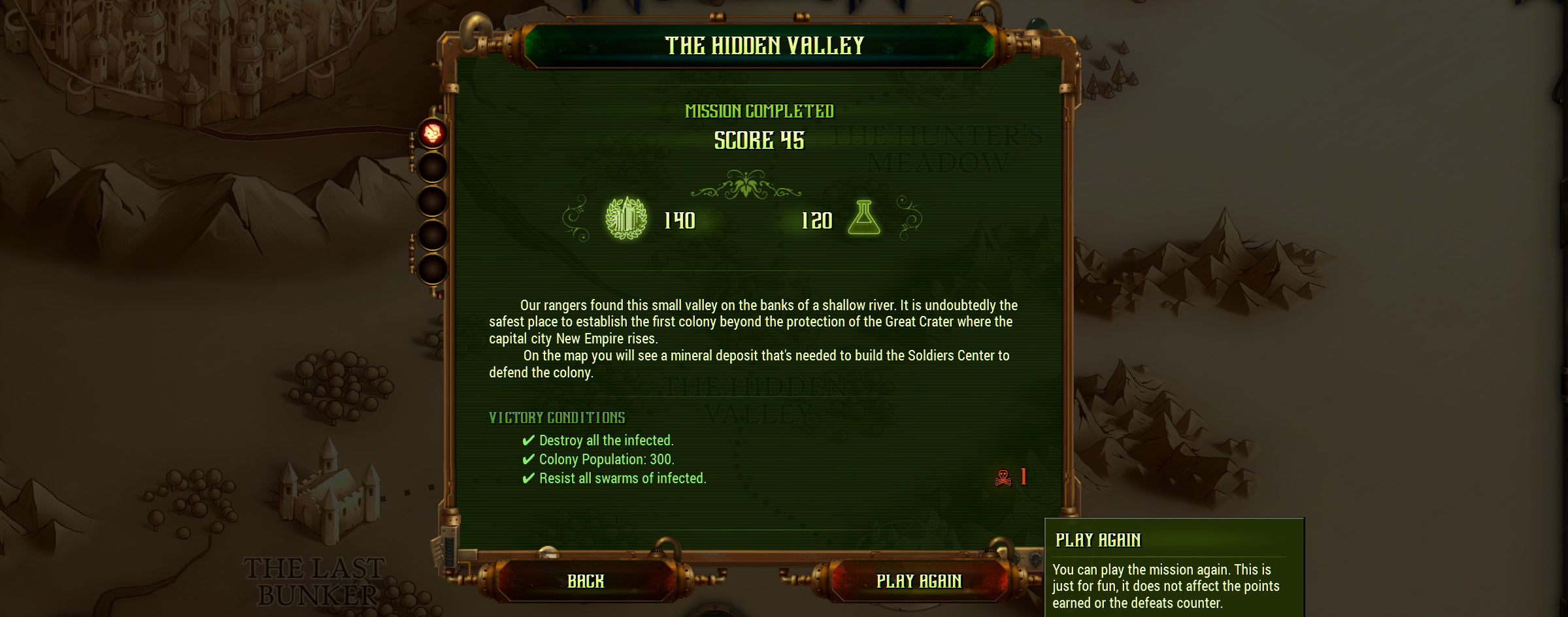 They Are Billions - New Version 1 0 8: Improvements and New Features