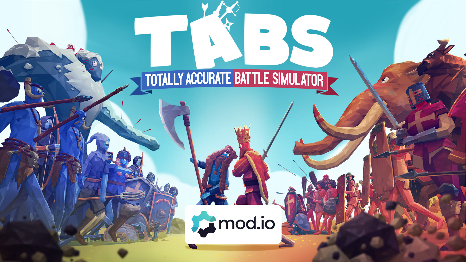 TABS now with mods! news - Totally Accurate Battle ...