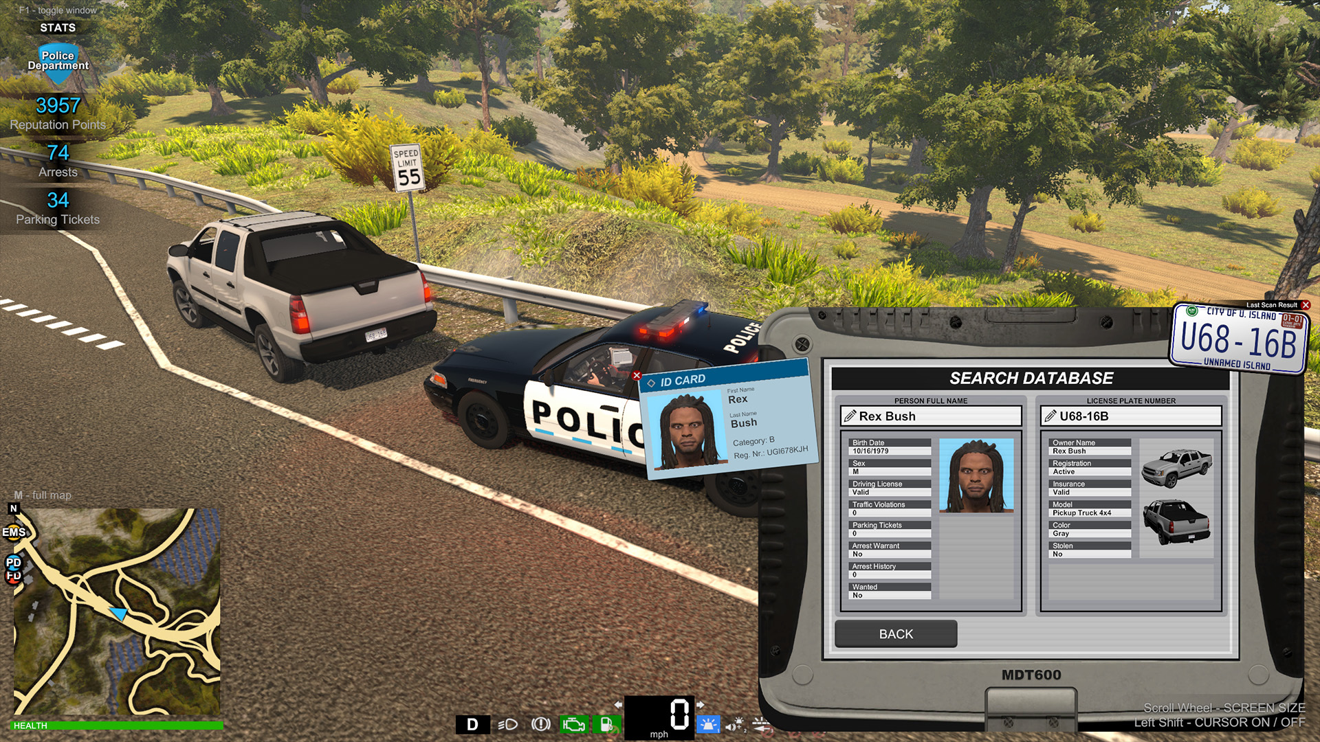 Flashing Lights: Police - Fire - EMS Windows, Mac game