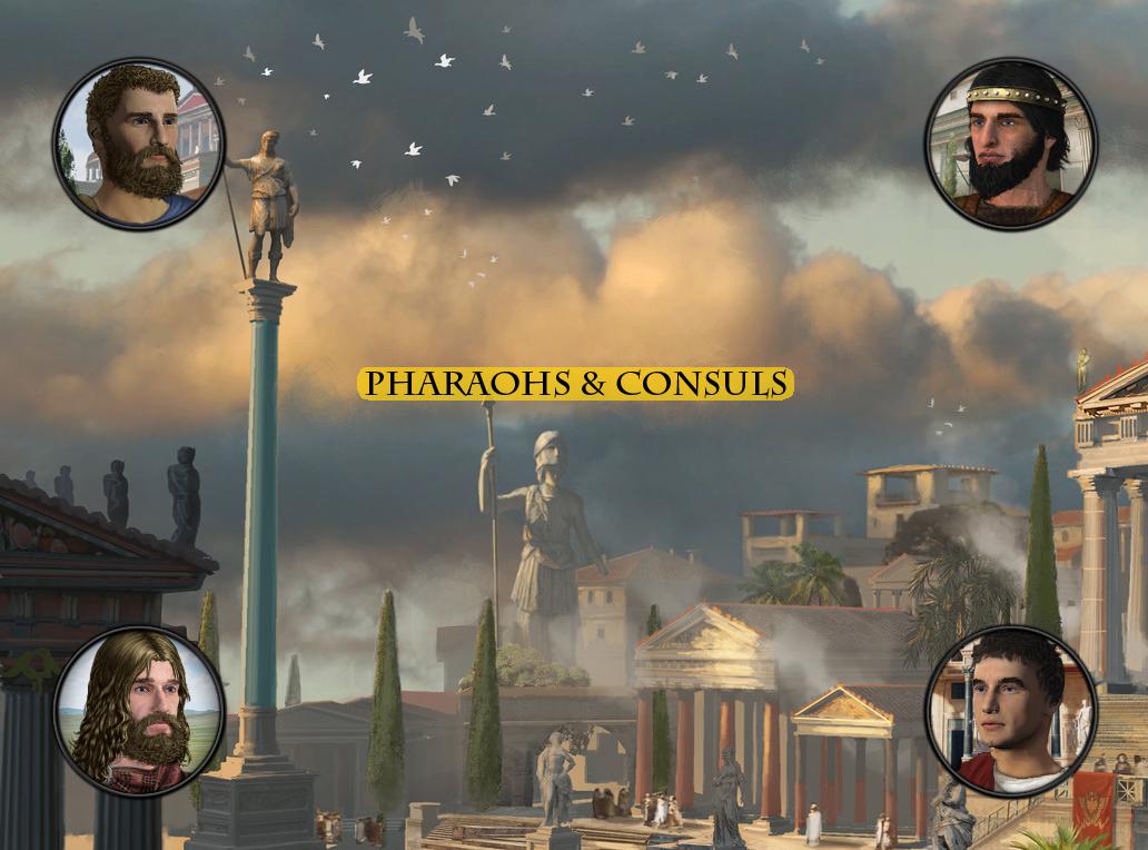 Pharaohs & Consuls mod for Crusader Kings II - Mod DB