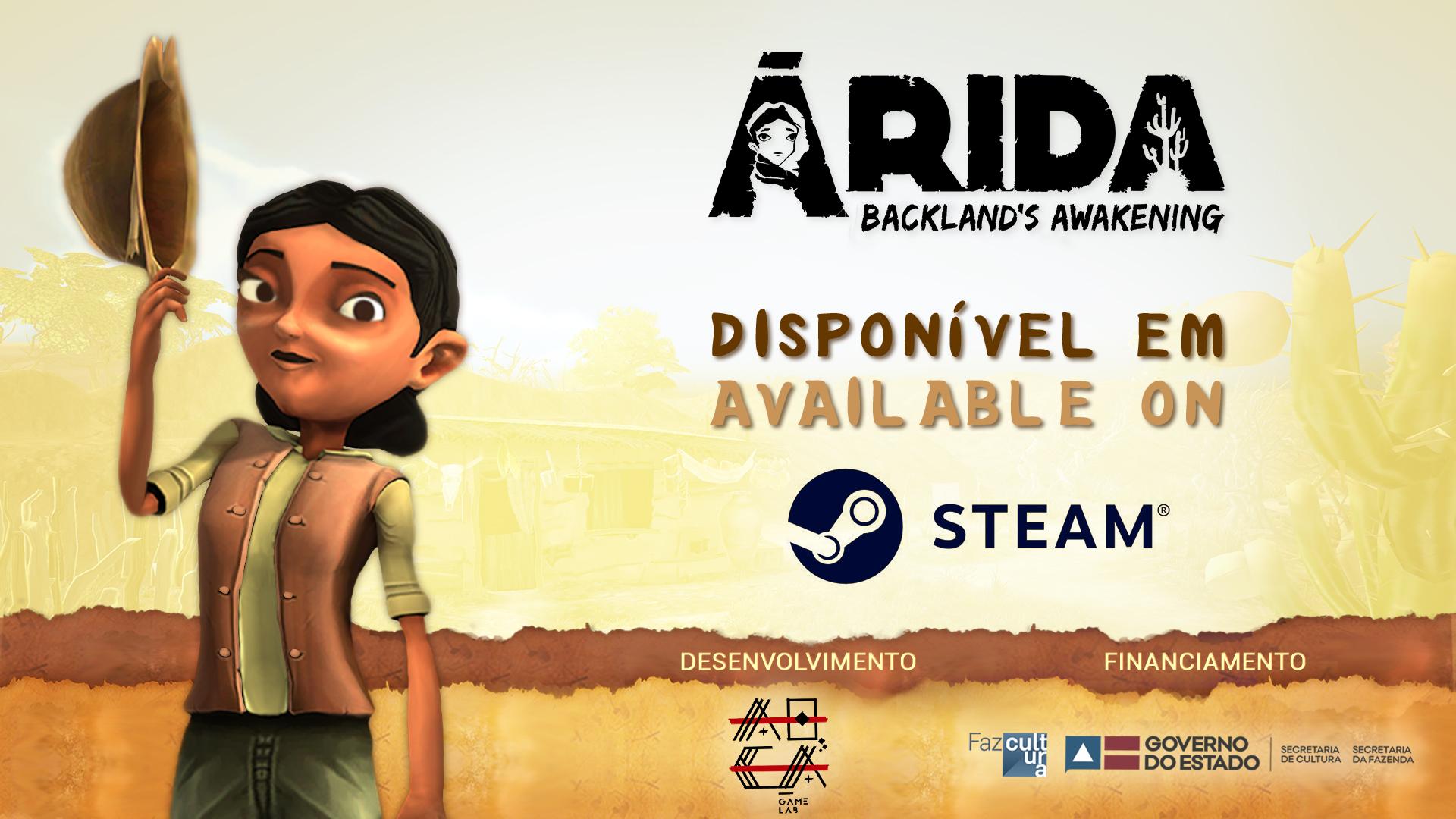 Arida: Backland's Awakening - Release! news - Mod DB