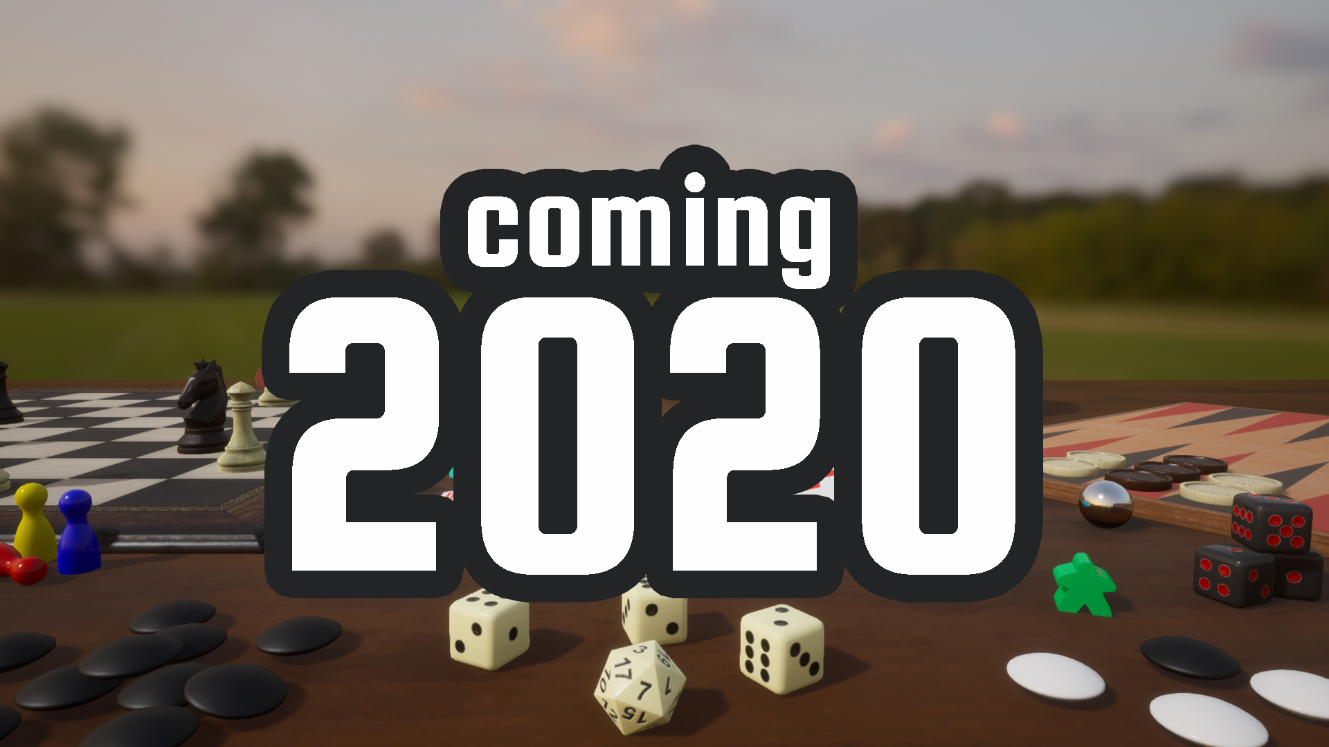 Tabletop Playground coming to PC and VR in 2020.