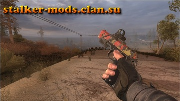 S.T.A.L.K.E.R. Call of Pripyat Weapon Pack 3.3