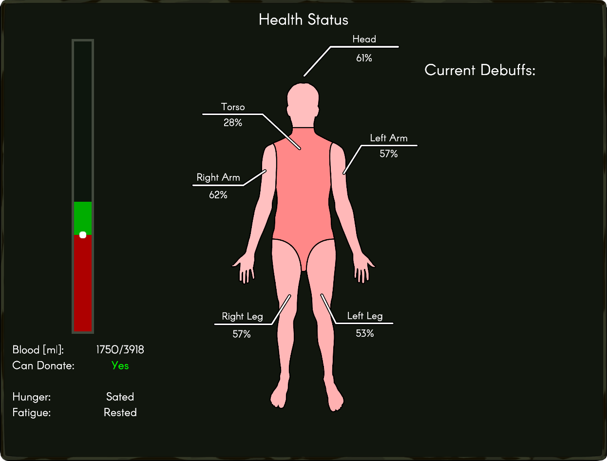 New unit health system