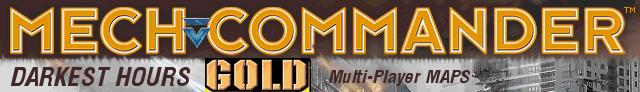 MCG Darkest Hours Multi Player Maps
