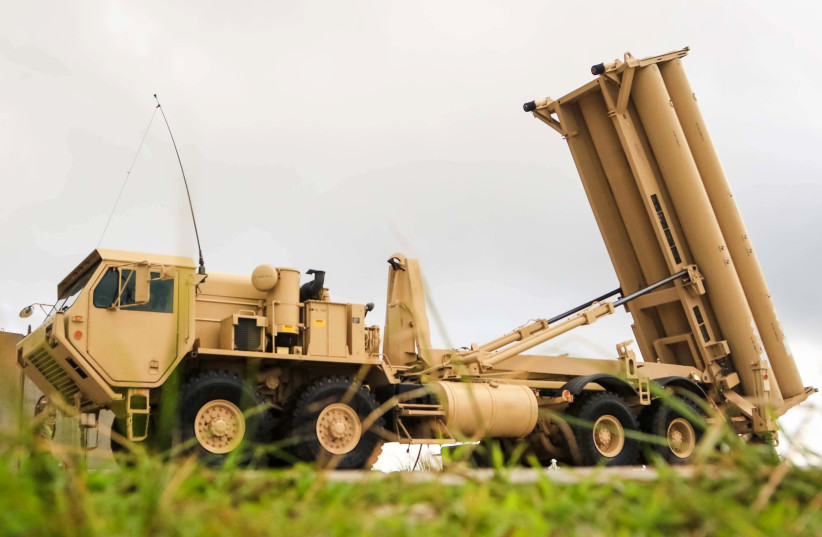 Image result for thaad