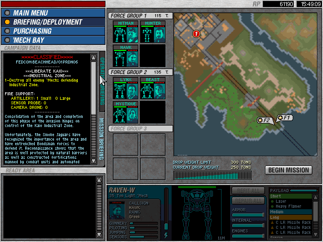 Operation 1 - Mission 6