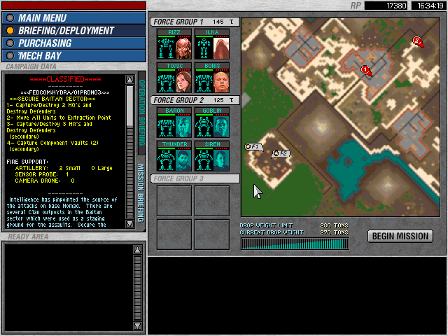 Operation 1 - Mission 3