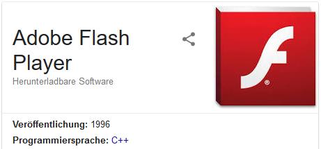 Flash Website Logo