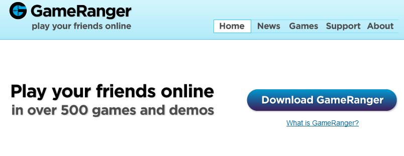 GameRanger Website