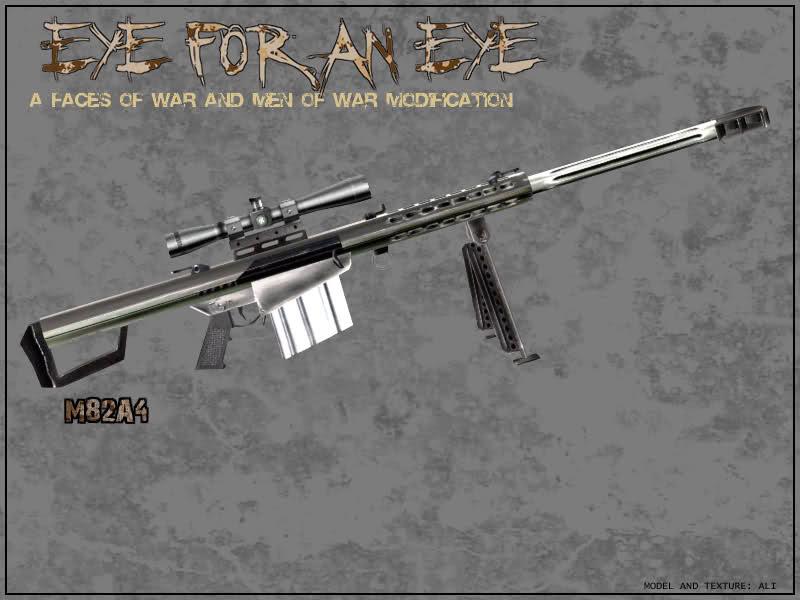 M82A4 Barett