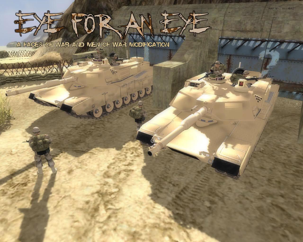 Tank garages in Fort Cheez