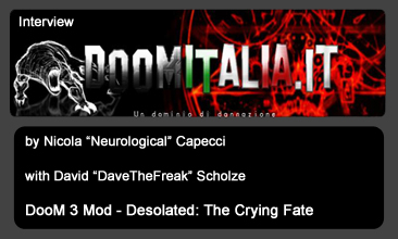 DooM Italia - Desolated: The Crying Fate Interview