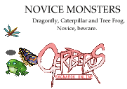 Novice Monsters