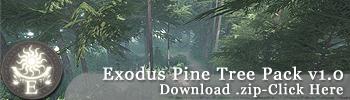 Pine Tree Pack