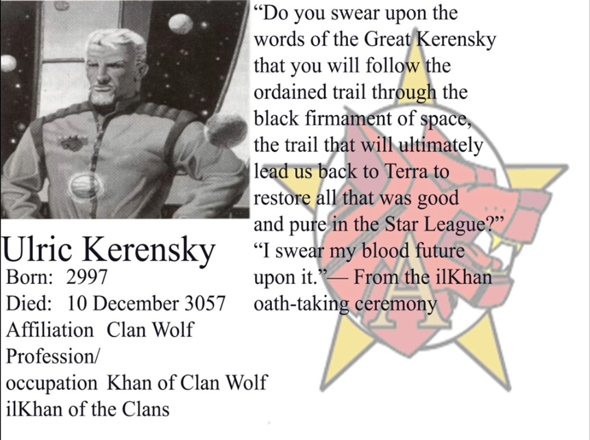 Ulric Kerensky