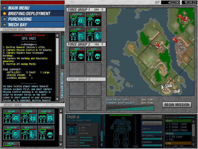 Operation 2 - Mission 18