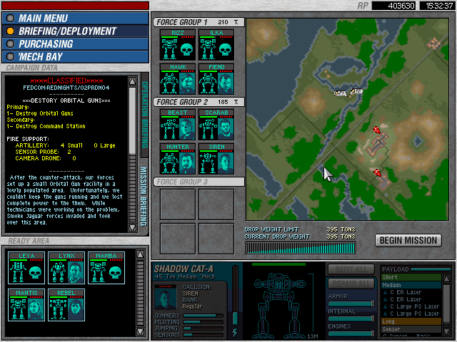 Operation 2 - Mission 19