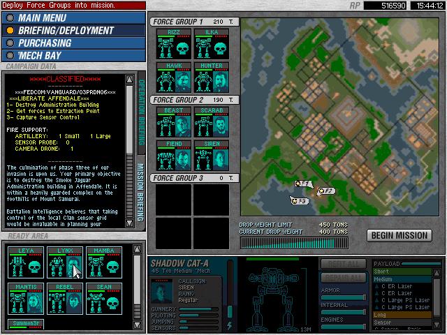 Operation 3 - Mission 6