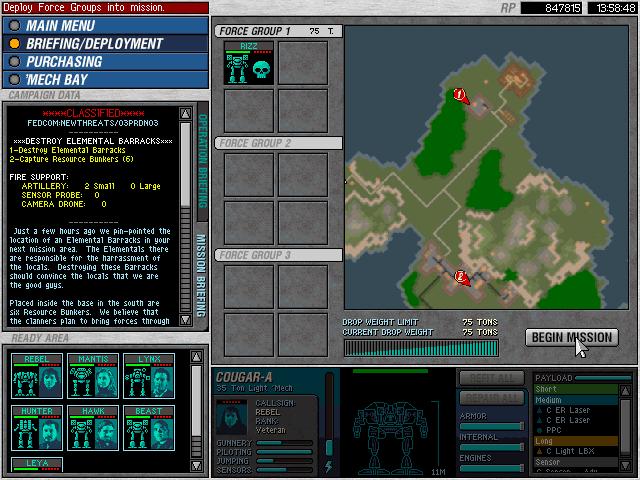 Operation 3 - Mission 13